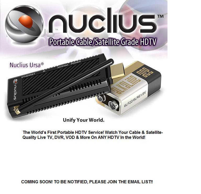 Nucleus IPTV service by Triniti Communications International